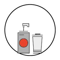 Accesorios de Baño Ecoceram
