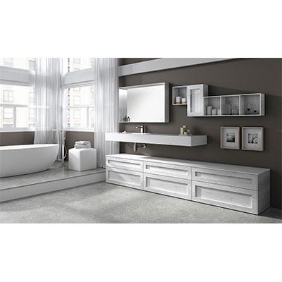 Mueble de baño Lineal Ecoceram