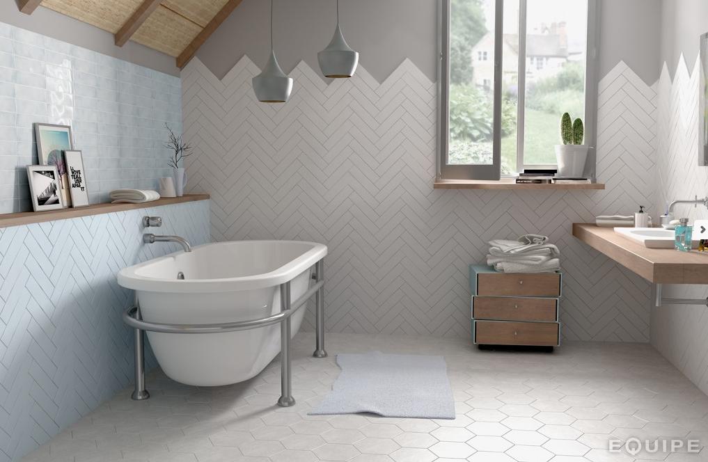 4 azulejos que son tendencia este 2017 ecoceram. Black Bedroom Furniture Sets. Home Design Ideas