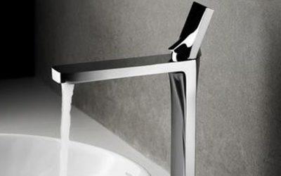 La grifería LINE 42, una apuesta de diseño para baños con mucho estilo