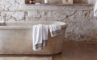 5 tips para diseñar un baño de estilo rústico