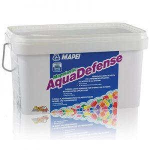 Ecoceram Impermeabilización Mapelastic Aquadefense