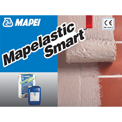 Ecoceram Impermeabilización Mapelastic Smart